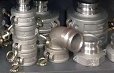 Camlock Reducer Image | Coleman Vacuum Systems, Suffolk County, Long Island, NY