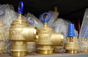 Pressure Relief Valve Image | Coleman Vacuum Systems, Suffolk County, Long Island, New York